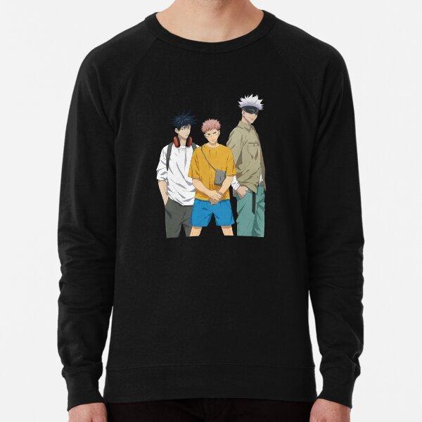 Jujutsu Kaisen Leichter Pullover