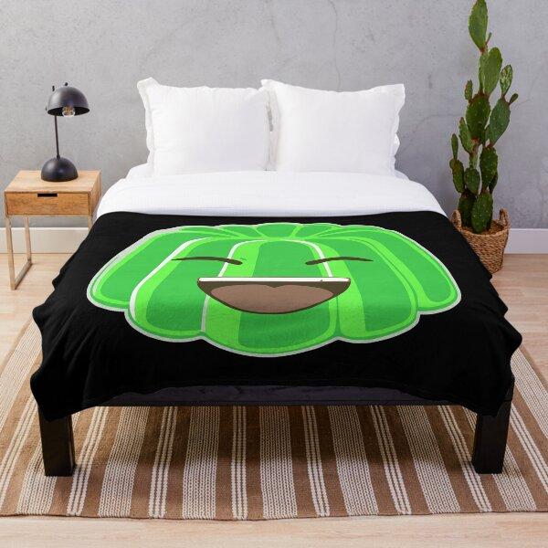 Jelly Logo Throw Blanket