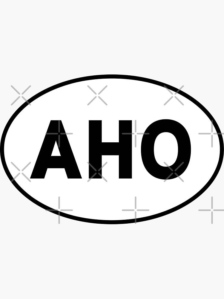 Oval AHO by doira