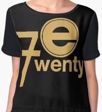 Entertainment 720 Women's Chiffon Top