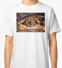 American Alligator, closer & in color Classic T-Shirt