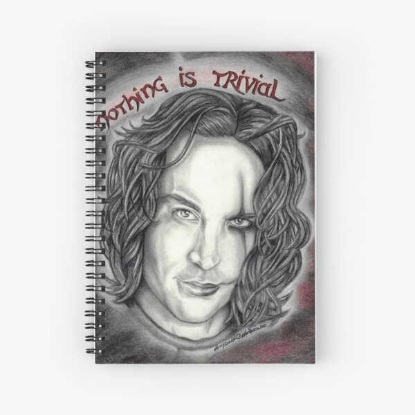 Nothing Is Trivial Spiral Notebook