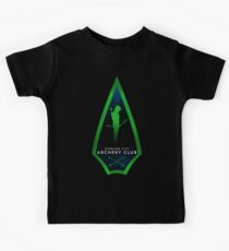 Starling City Archery Kids Tee