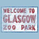 Glasgow Zoo tshirt, Glasgow  by MFSdesigns