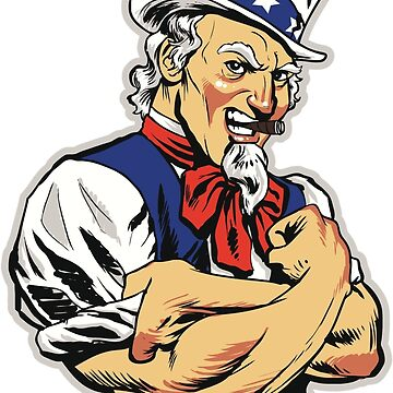uncle sam by slevensko