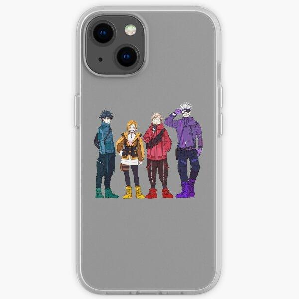 Jujutsu Kaisen iPhone Soft Case