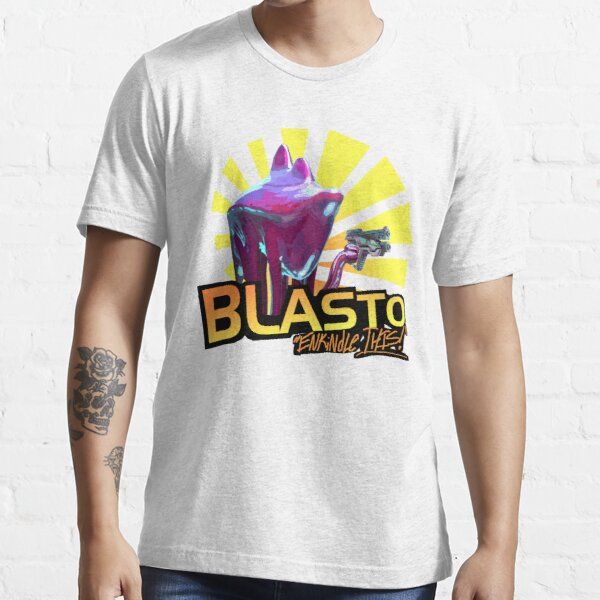 Mass Effect - BLASTO w / quote Camiseta esencial