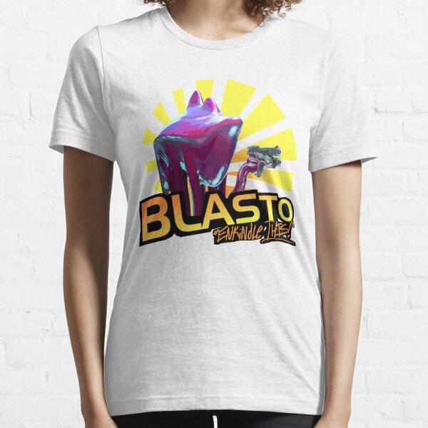 Mass Effect - BLASTO w/quote  Essential T-Shirt