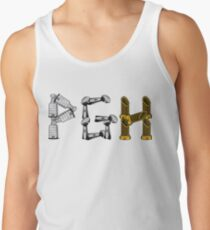 PGH - City of Champions Graphic Tank Top