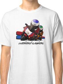 Weekend Smokers Classic T-Shirt