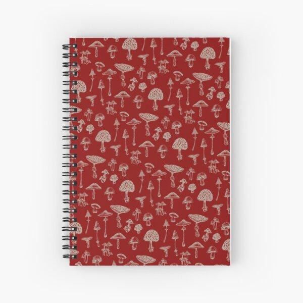 Mush Mush Spiral Notebook
