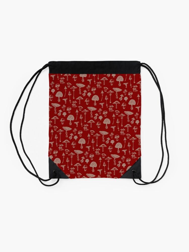 Alternate view of Mush Mush Drawstring Bag