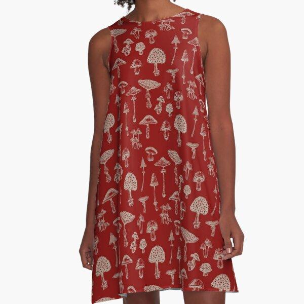 Mush Mush A-Line Dress