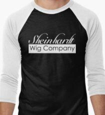 30 Rock Sheinhardt Wig Company Men's Baseball ¾ T-Shirt