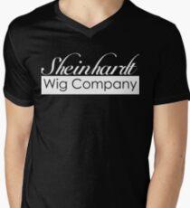 30 Rock Sheinhardt Wig Company Men's V-Neck T-Shirt