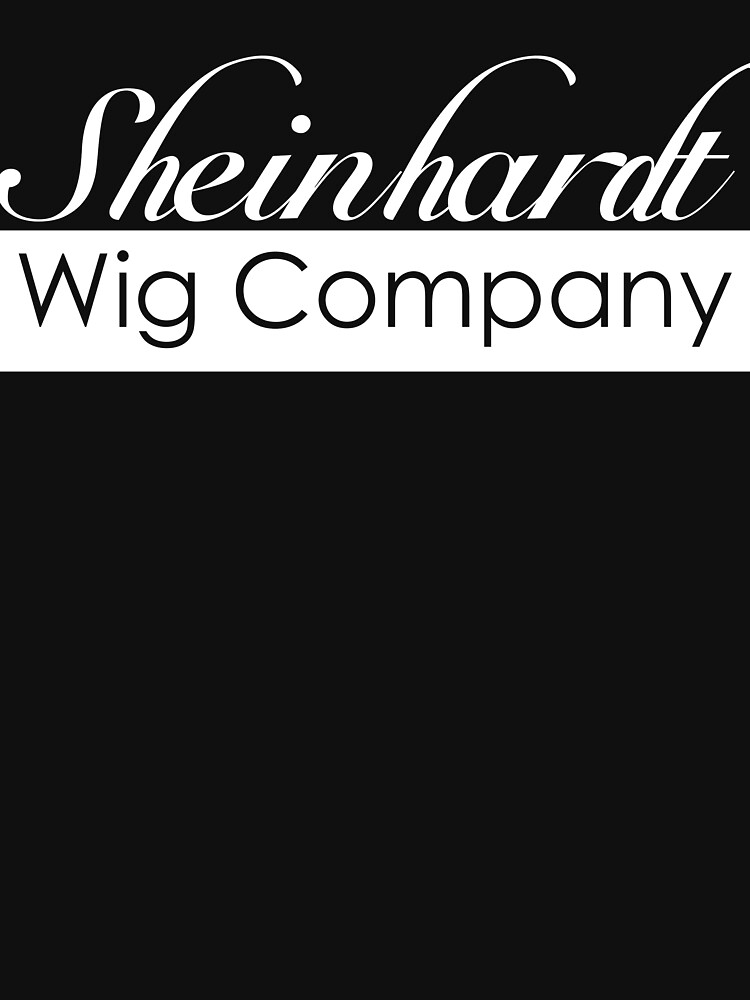 30 Rock Sheinhardt Wig Company by kndll