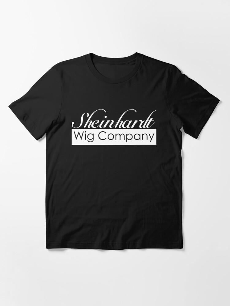 Alternate view of 30 Rock Sheinhardt Wig Company Essential T-Shirt