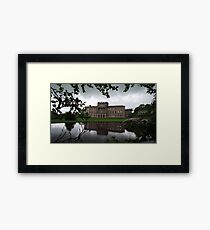 National Trust Lyme Park Framed Print