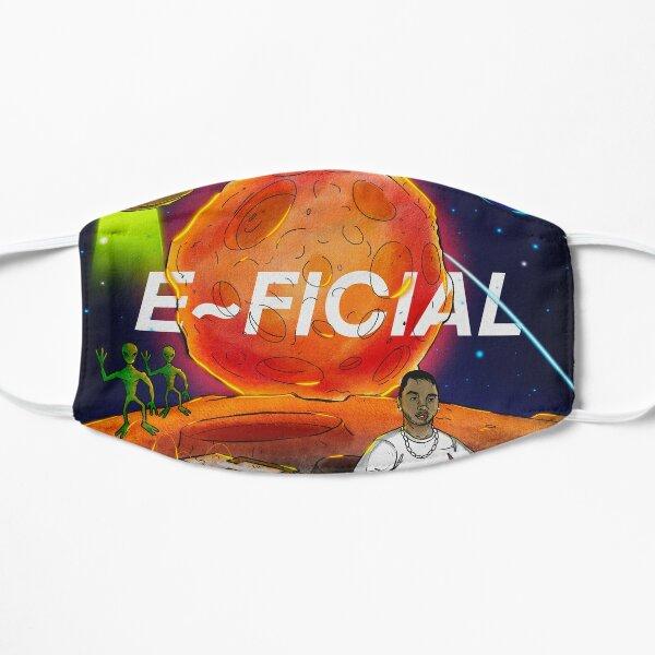 E~FICIAL Flat Mask