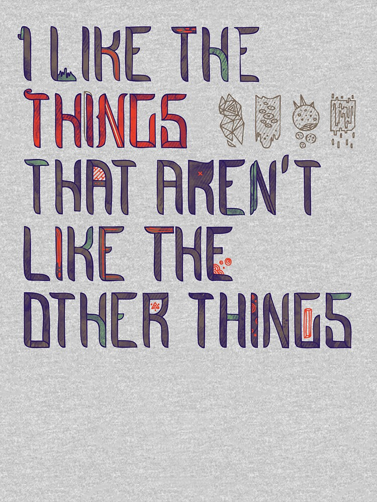 The Things I Like by againstbound