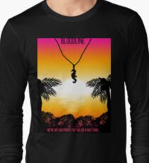 Bloodline Sunset  Long Sleeve T-Shirt