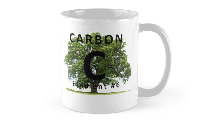 Chemistry mug carbon element periodic table mugs by nerdinspired chemistry mug carbon element periodic table by nerdinspired urtaz Images