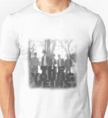 The young veins merch (white) Unisex T-Shirt