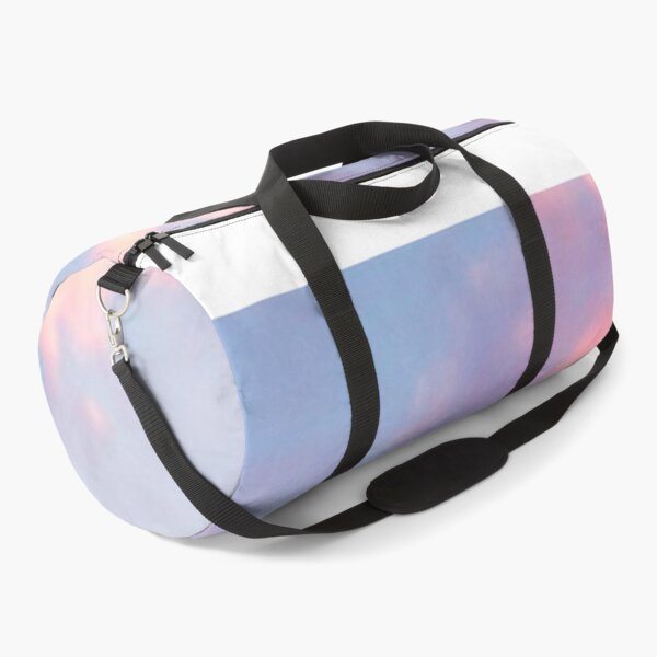 Whimsical Sky cloud Duffle Bag