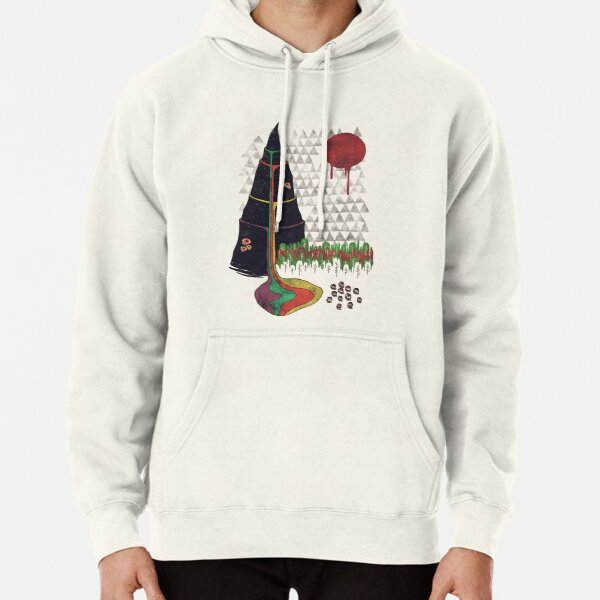 Holy Mountain Pullover Hoodie