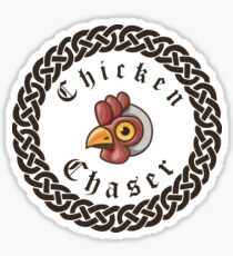 Fable - Chicken Chaser Sticker