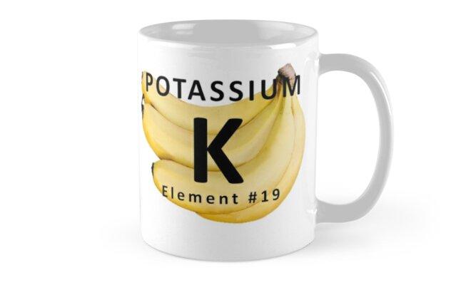 Chemistry mug potassium element periodic table mugs by chemistry mug potassium element periodic table by nerdinspired urtaz Gallery