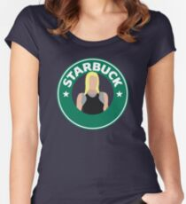 Starbuck Women's Fitted Scoop T-Shirt