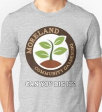 Can you dig it? (Colour Logo) T-Shirt