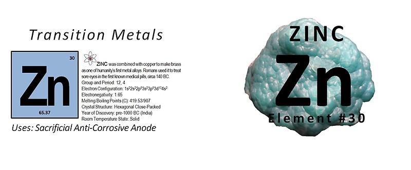 Tazas taza de la qumica tabla peridica del elemento del cinc taza de la qumica tabla peridica del elemento del cinc de nerdinspired urtaz Images