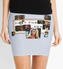 Do it for Buffy Mini Skirt