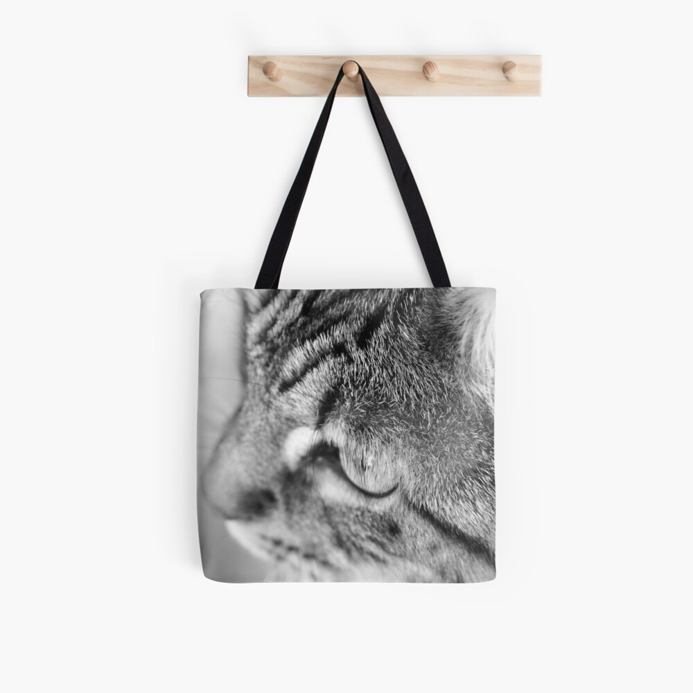 Miss Mona Tote Bag