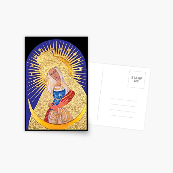 Our Lady of Ostrabrama Postcard