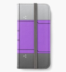 Gatchaman Crowds Note - Rui iPhone Wallet