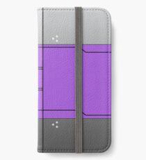 Gatchaman Crowds Hinweis - Rui iPhone Flip-Case/Hülle/Skin