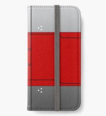 Gatchaman Crowds Note - Joe iPhone Wallet