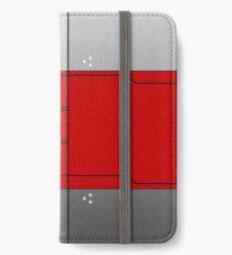 Gatchaman Crowds Hinweis - Joe iPhone Flip-Case/Hülle/Skin