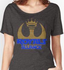 ROYALS ALLIANCE BLUE!! Women's Relaxed Fit T-Shirt