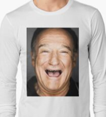 robin williams lol Long Sleeve T-Shirt