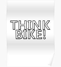Think bike Poster