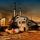 Old Peters Factory 668 by kevin chippindall