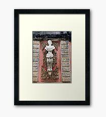 Statuary  Framed Print