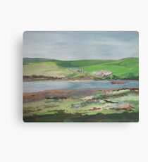 The Cove, Bantry Bay Canvas Print