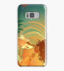 Harmony Through Reciprocity  Samsung Galaxy Case/Skin