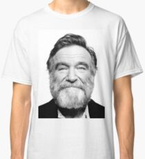 robin williams beard Classic T-Shirt