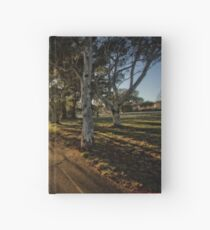 Minus 4 Degree C Early Morning Excursion (1) Hardcover Journal